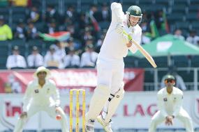 In pics: South Africa vs Pakistan, 1st Test, Day 2