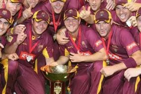 Harris helps Queensland to domestic one-day title