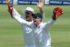 In pics: South Africa vs Pakistan, 1st Test, Day 4
