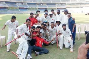 MCA to award Rs 2 crore bonus to triumphant Ranji team