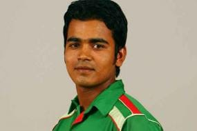 Maiden call-up for Shamsur Rahman after Tamim injury