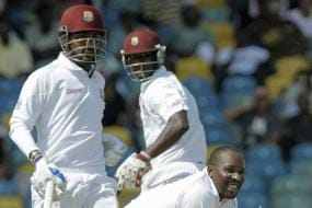 1st Test: West Indies lead Zimbabwe by 55 at stumps on day two