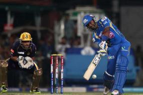 Mumbai beat KKR in thriller despite Tendulkar no-show