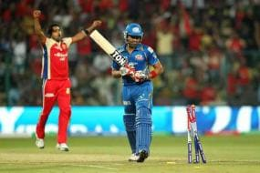 IPL 6: RCB hold nerve to beat Mumbai in a humdinger