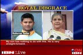 Spot-fixing: Baburao's family claims he is innocent