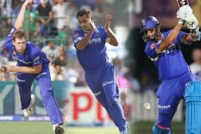 Young and old thrive for Rajasthan Royals