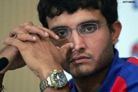 First Chappell, now Sreesanth; feel bad for Dravid: Sourav Ganguly