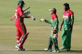 In pics: Zimbabwe v Bangladesh, 1st ODI