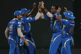 In Pics: Chennai Super Kings v Mumbai Indians, 1st qualifier, IPL 6