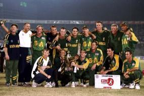 ICC Champions Trophy: A brief history