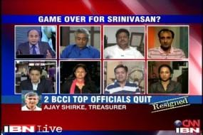 All top BCCI office bearers to quit?