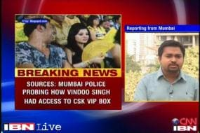 Vindoo Dara Singh reveals connection with a relative of CSK owner: Sources