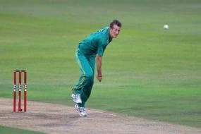 Morris replaces injured Morkel at Champions Trophy