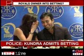 IPL: Kundra bet over Rs 1 crore in 3 years, says Delhi Police