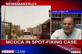 Newsmaker of the day: Arun Jaitley