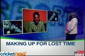 Shikhar Dhawan is making up for lost time, says Vijay Dahiya