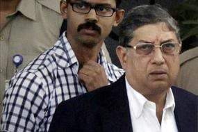 N Srinivasan can chair IPL meeting: Niranjan Shah