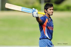 Unmukt Chand makes full use of well-earned break