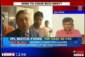 Ajay Shirke tight-lipped on current BCCI proceedings