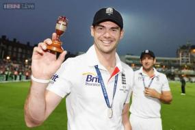 England can improve, says Ashes-winner Anderson