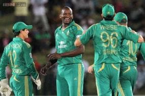 South Africa beat Sri Lanka by 22 runs in 2nd T20