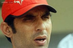 Misbah unhappy with PCB over team selection