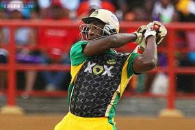 Russell blitz takes Jamaica to CPL final