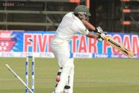 In pics: Zimbabwe v Pakistan, 1st Test, Day 1