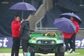 Rain plays spoilsport in England-Australia 3rd ODI at Edgbaston
