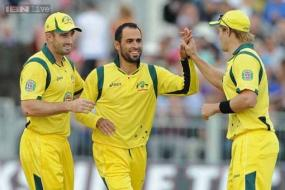 Fawad Ahmed unmoved by logo row, says George Bailey