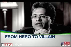 The rise and fall of Lalit Modi