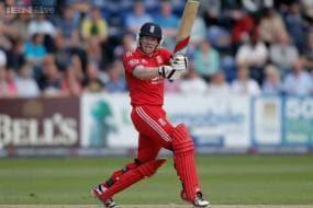 England have winning momentum, says captain Morgan
