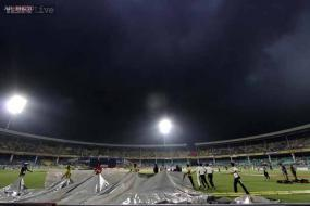 Highveld Lions-Perth Scorchers match called off due to rain