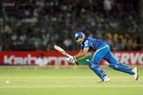 CLT20: Rohit Sharma reprimanded, handed suspended fine