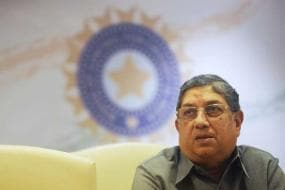 Srinivasan hosts BCCI members for a three-day 'outing'