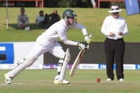 1st Test: Waller, Raza fifties help Zimbabwe take lead