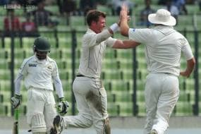 As it happened: Bangladesh vs New Zealand, 2nd Test, Day 2