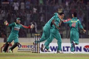 1st ODI: Rubel's six-wicket haul leads Bangladesh to win