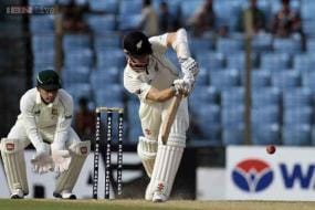 Wiliamson ton lifts New Zealand innings on Day 1 against Bangladesh