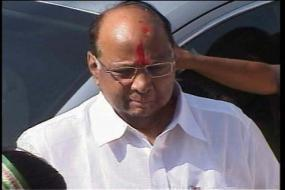 Sharad Pawar elected unopposed as President of MCA
