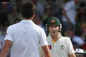 Michael Clarke fined for sledging James Anderson