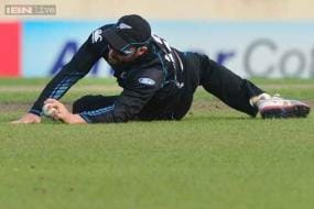 Injured Brendon McCullum out of Bangladesh series