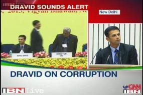 Dravid favours sportspersons signing 'whereabouts' clause of WADA
