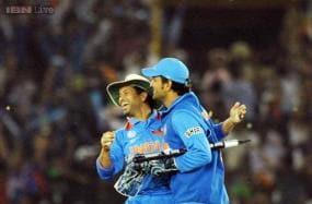 Tendulkar recommended Dhoni as Indian captain: Pawar