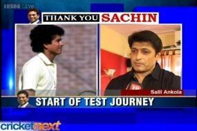 Sachin Tendulkar eats, drinks and sleeps cricket: Salil Ankola