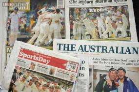 'Glory days are back', say Aussie media