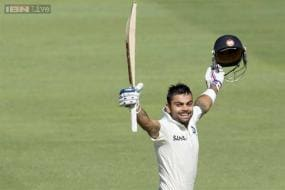 Virat Kohli grows taller with century at Wanderers