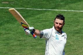McCullum shows maturity with Wellington triple century