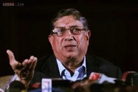 Justice Mudgal report puts Srinivasan on a sticky wicket again