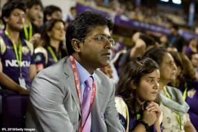 Lalit Modi backs Manohar, wants suspension of IPL 7